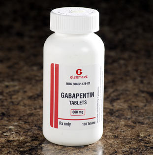 Gabapentin may help control your pain but will not cure it
